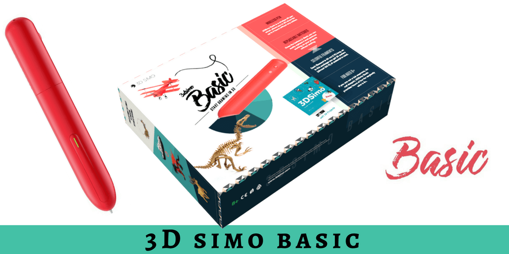 3D SIMO 3d printing pen